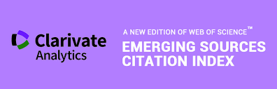 EMERGING SOURCES CITATION INDEX      ISI Master Journal List